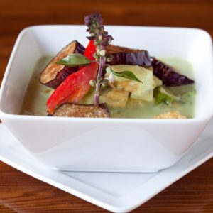 A photo of Green Curry from Sunee Thai & Lao Kitchen in Portland, Oregon.