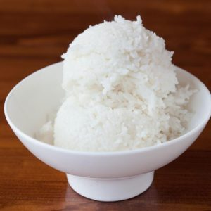 A photo of Jasmine Rice from Sunee Thai & Lao Kitchen in Portland, Oregon.