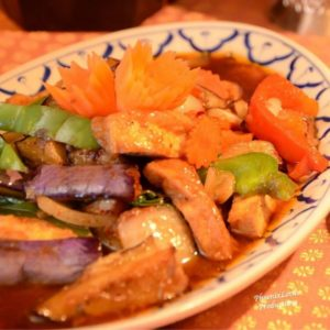 A photo of Pad Eggplant from Sunee Thai & Lao Kitchen in Portland, Oregon.