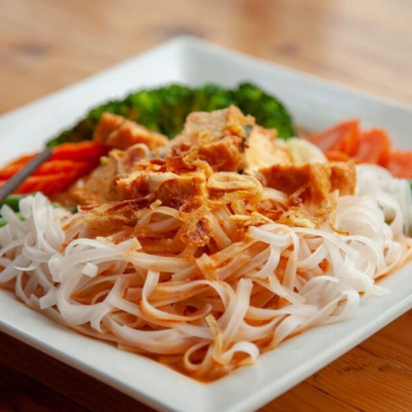 A photo of Pang Noodles from Sunee Thai & Lao Kitchen in Portland, Oregon.